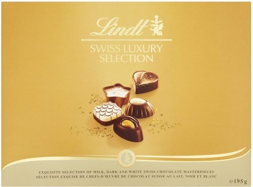Lindt - Swiss Luxury Selection