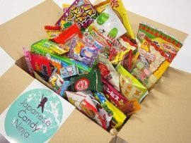 52 chuches tipicas de japon